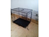 Dog cage size small