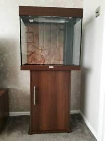 Juwel Lido 120 Aquarium and Cabinet