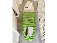 Superfish 7S surfboard