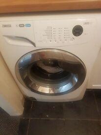 NEW Zanussi washing machine with guarantee