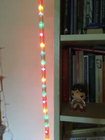 13ft neon strip lights, indoor or outdoor use