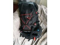 Karriemore hiking bag brand new excellent condition