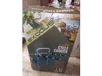 Brand New In Box - Halfords EXODUS Rear High Mount Cycle Carrier