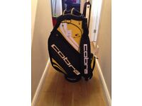 BNWT Cobra Tour Bag Limited Edition