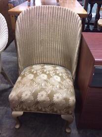 Lloyd loom chair xx