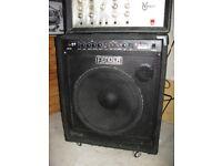 Fender bass amp combo, rumble 100.