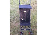 Babyway light weight buggy