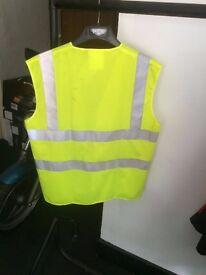 Hi Visual Vest Size Medium