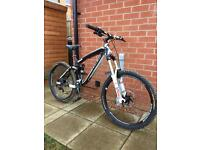 Trek remedy 8 evo full suspension bike mint