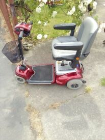 Mobility scooter light weight