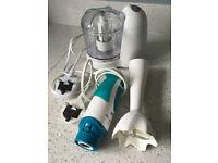 Baby food mixer bundle