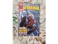 The Astonishing Spiderman Comic