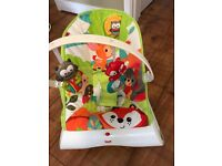 Fisher Price Woodland Friends - Comfort Curve