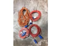 Various Electic Cables