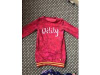 Girls Oilily Jumper Dress Age 3