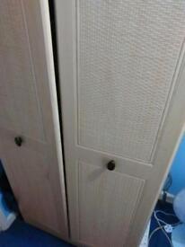 Double Door Wardrobe £25