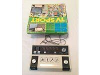 Vintage OPTIM SPORT TV Video Game