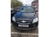 Chevrolet Captiva 2.0 Diesel 7 Seater
