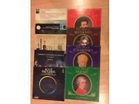 9x Vintage Classical LPs *original condition - found in Loft -