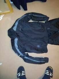 Stein Motorcycle Jacket and Trousers