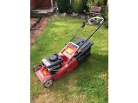 Mountfield Empress Lawn Mower sold as seen