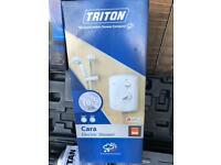 Triton Cara electric shower 10.5kw brand new