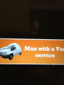 Man with van Delivery Service Removel Service