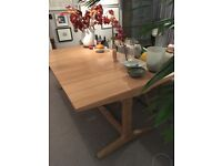 Fabulous Dining table for sale - open to offers