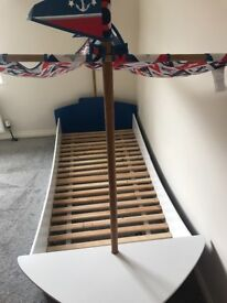 NEXT Boat Bed
