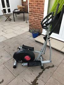 Exercise Cross trainer