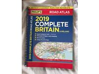Road Atlas 🗺 🚗 Britain 🇬🇧 🇮🇪 2019