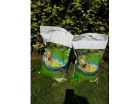 2 new bags of play sand