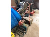 Suffolk punch lawnmower spares or repair