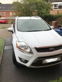 2009 Ford Kuga 2.0L Diesel, SUV, 90k Miles - £5,500