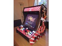 Bartop Retro Arcade Machine