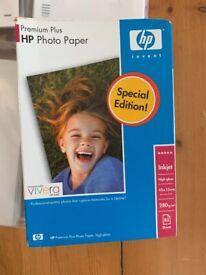 HP Vivera Premium Plus High Gloss Photo Paper 10x15cm 280 g/m2