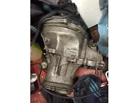 Escort rs turbo s2 lsd gearbox