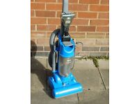 """""""ARGOS"""" Turbo bagless vacuum cleaner with set of cleaning tools."""