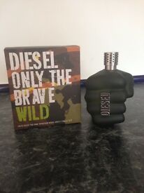 Diesel Only The Brave Wild 200ml EDT