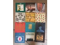 12 x XTC vinyl records