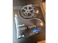 ASRock Z390 Taichi - ATX Motherboard, Socket LGA 1151