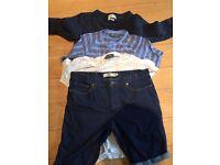 Bundle of medium mens clothes. Jack Jones/Shore Leave/Topman