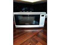 Cookworks Microwave Silver