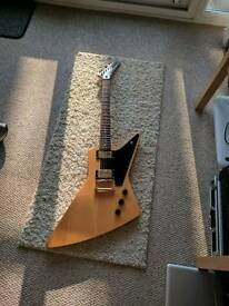 Explorer electric guitar (tokai)