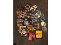 Job lot 35 games