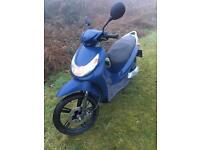 Peugeot Looxor 50cc New MOT