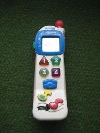 Vintage VTECH Little Smart Tiny Touch Phone Plus for £5.00