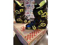 Full Tilt (FT) Descendant 4, mens ski boot, boxed, used 3 days