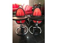 Bloom high chairs