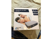 Active Era Premium King Size Air Bed (Built-in Electric Pump)